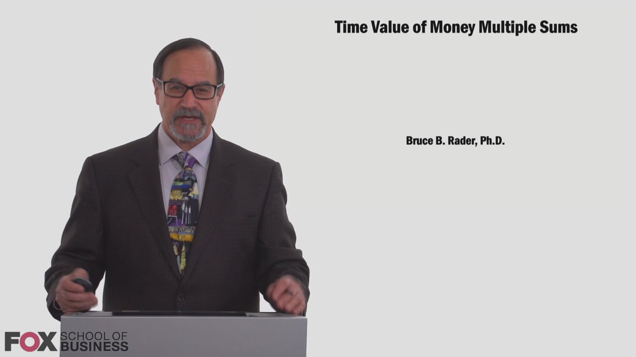 58812The Value of Money Multiple Sums