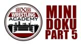 wXw Wrestling Academy - Teil 5