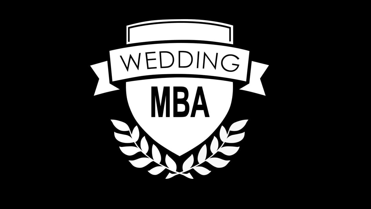 2016 Wedding MBA Promotional Film
