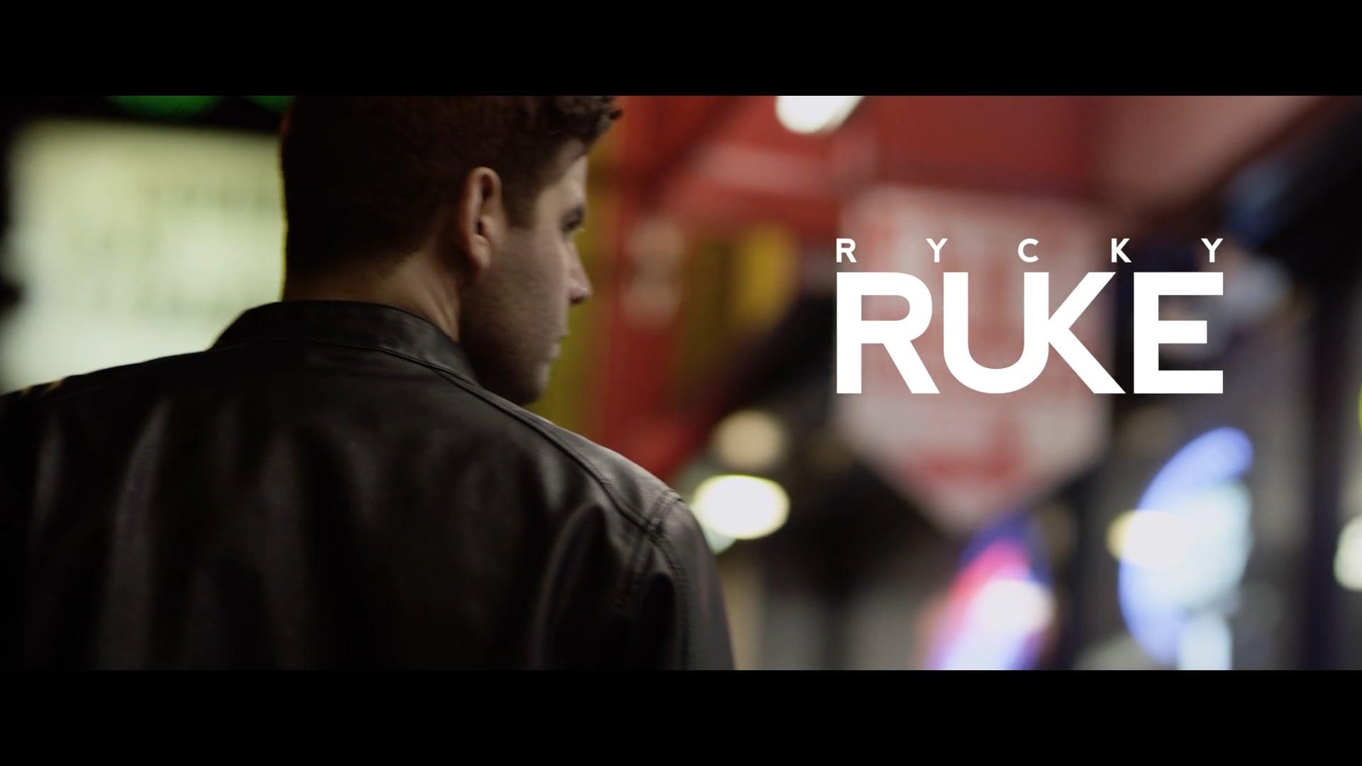 "Rycky Ruke - ""Dry Your Eyes"" - [Music Video] 4k"