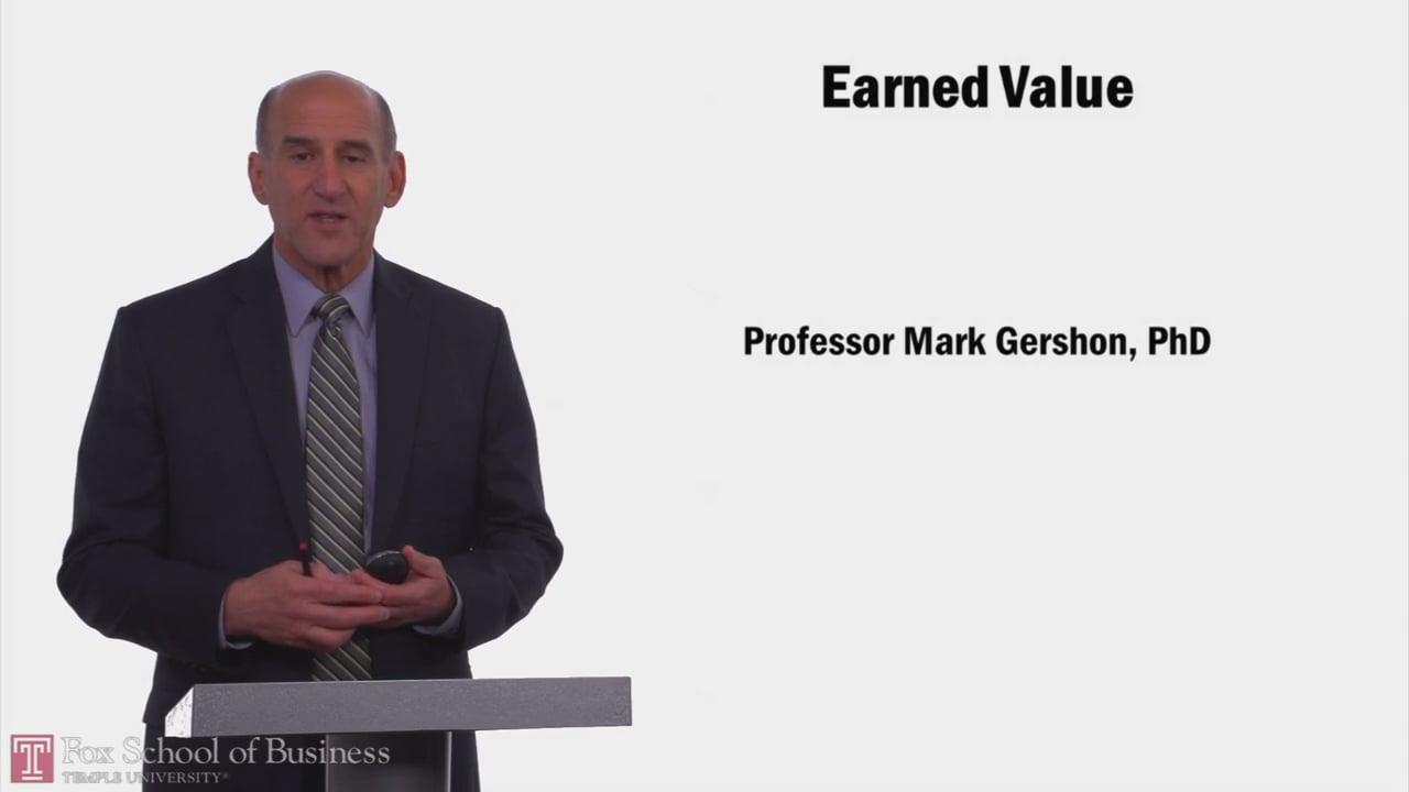57948Earned Value