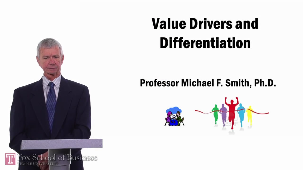 57712Value Drivers for Differentiation