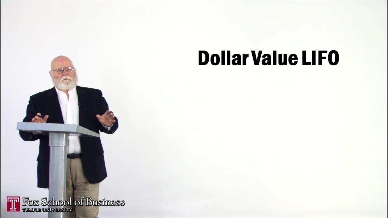 57154Dollar Value LIFO