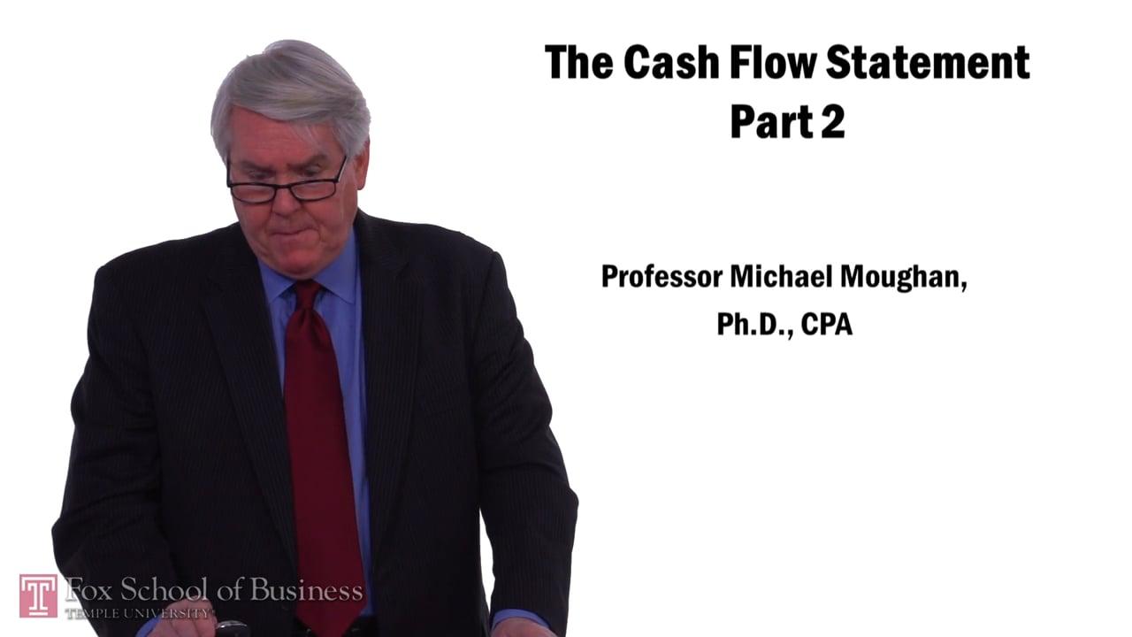 58010Cash Flow Statement PT2