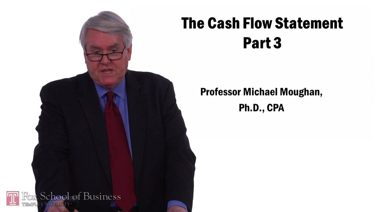 58011Cash Flow Statement PT3