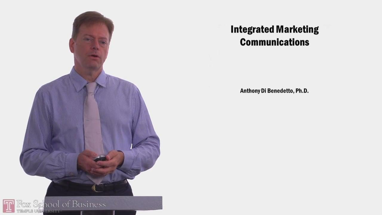 58088Integrated Marketing Communications