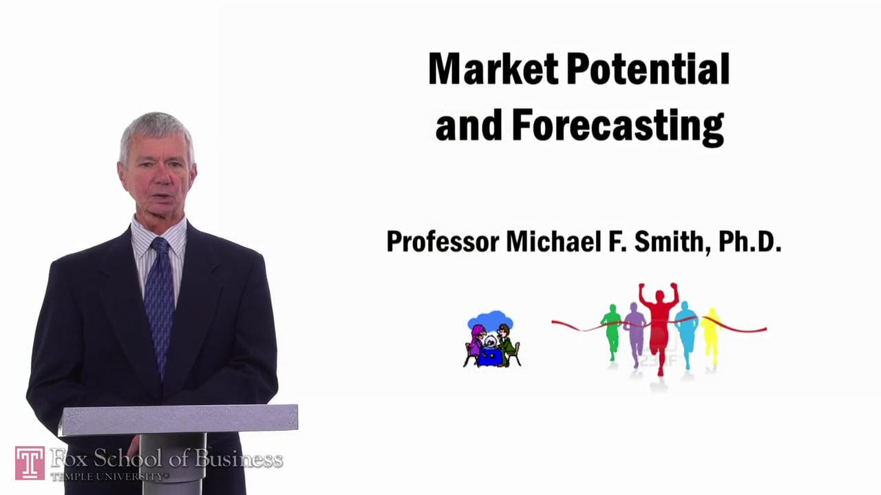 57707Market Potential and Forecasting