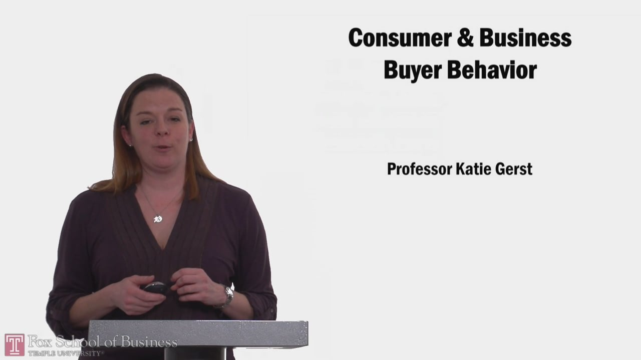 58237Consumer and Business Buyer Behavior
