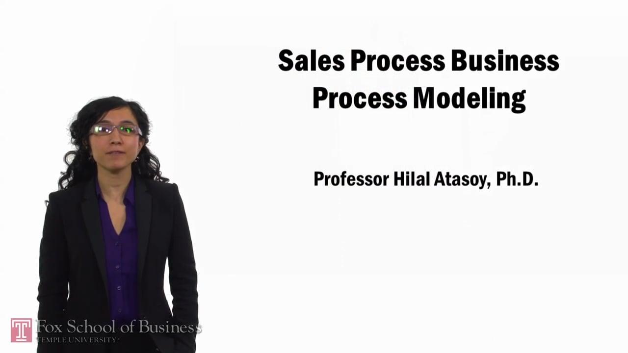 57769Sales Process Business Process Modeling