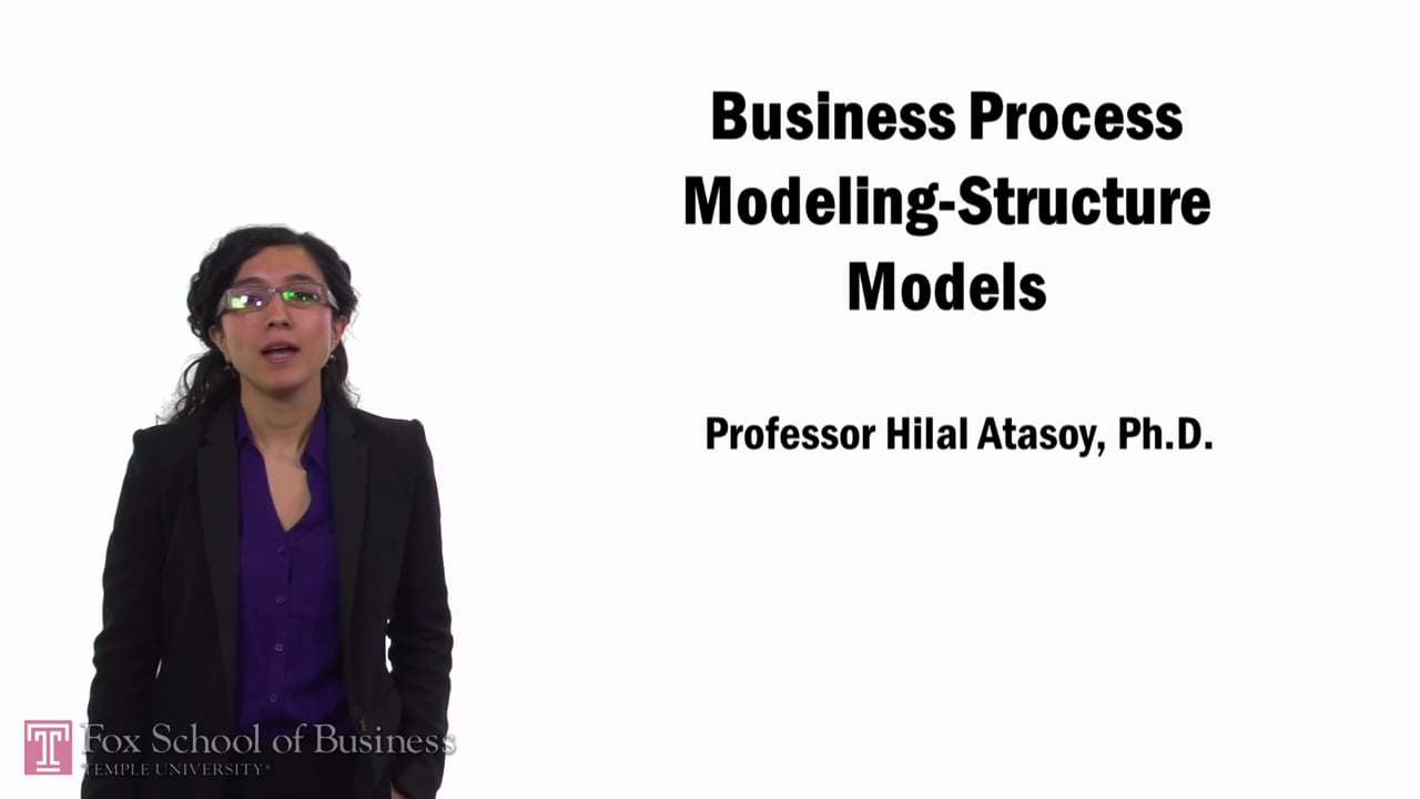 57736Business Process Modeling Structure Models
