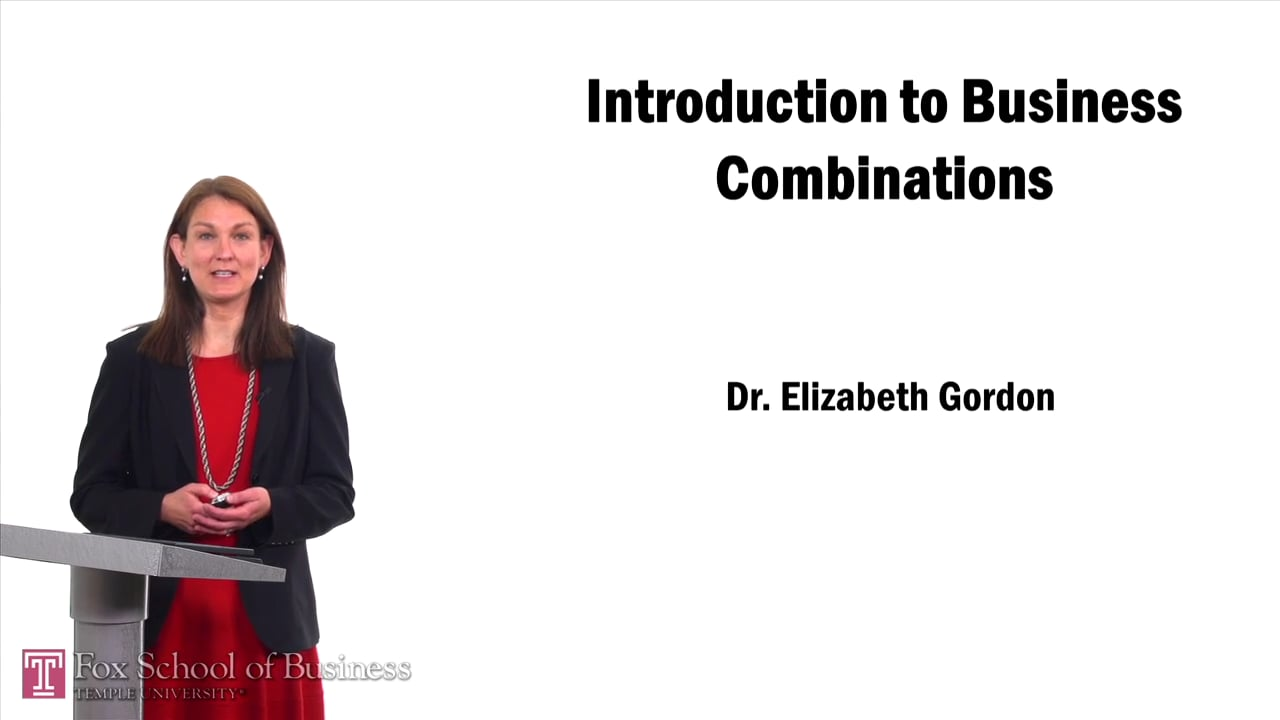 57490Introduction to Business Combinations