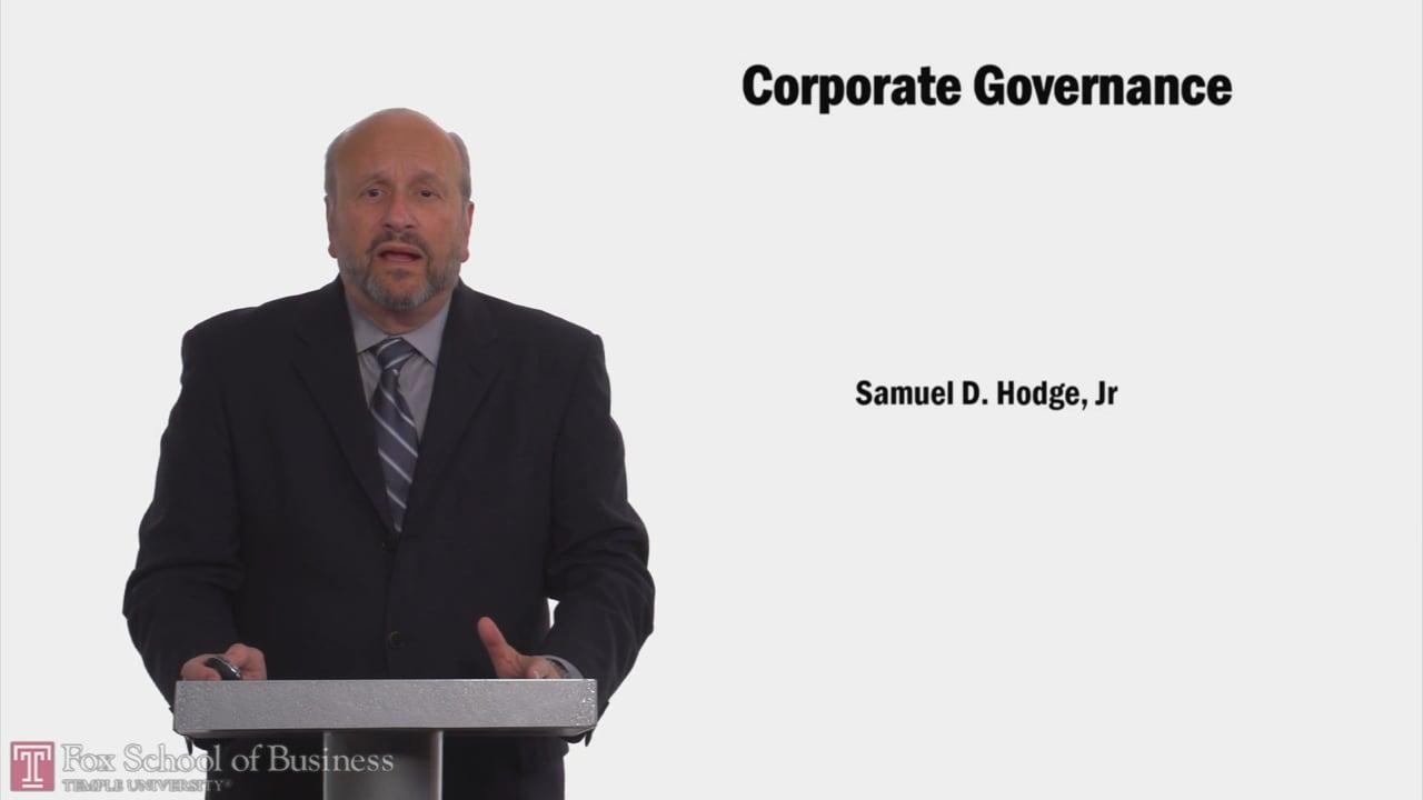 58144Corporate Governance