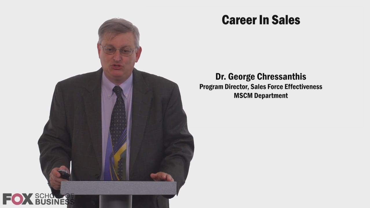 58798SCM – Career In Sales
