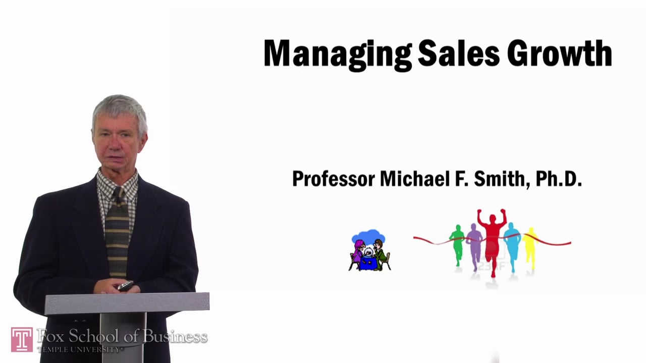 57724Managing Sales Growth