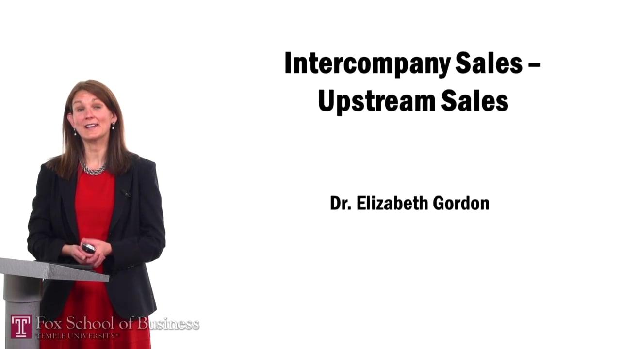 57504Intercompany Sales – Upstream Sales