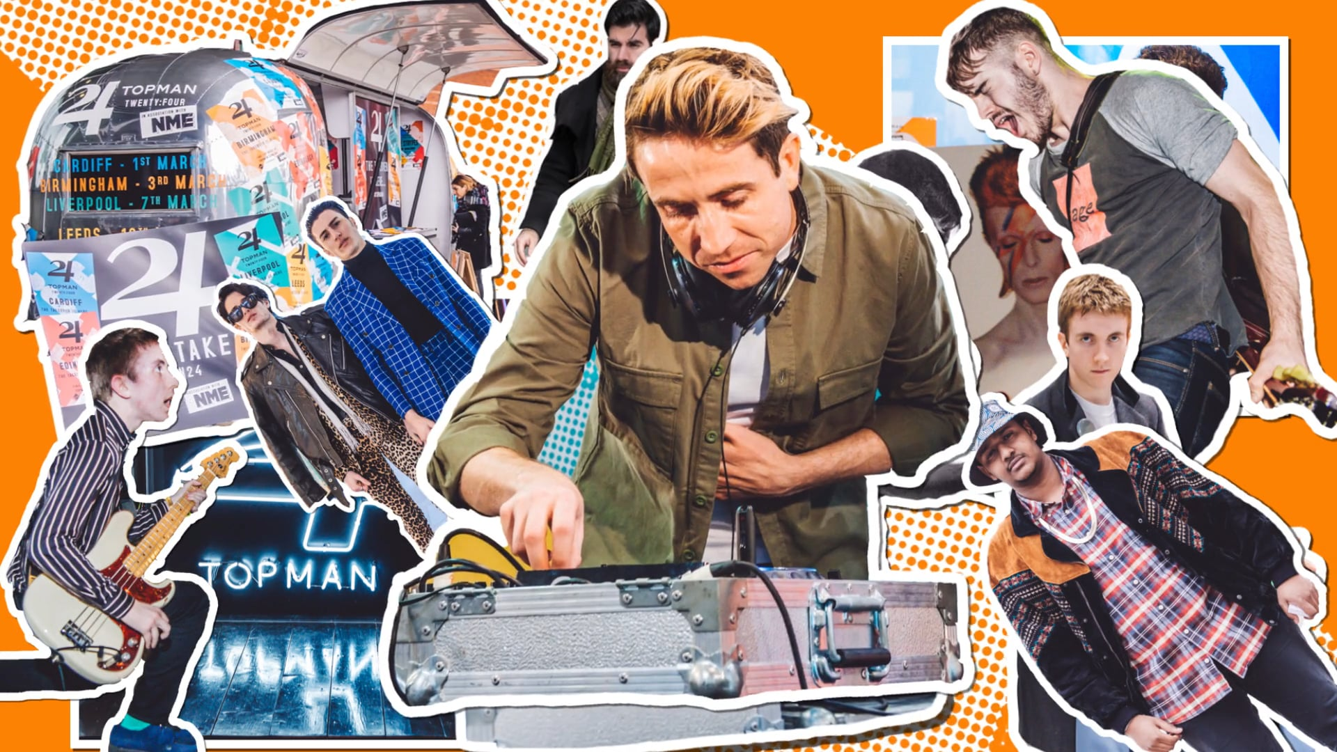 Topman | TM24 Tour Highlights