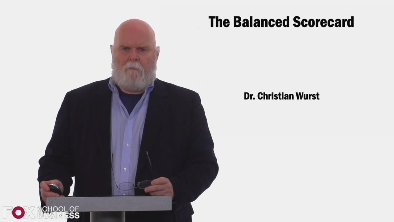 58477The Balanced Scorecard