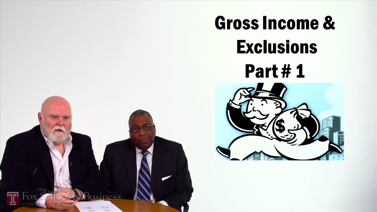 57044Gross Income and Exclusions