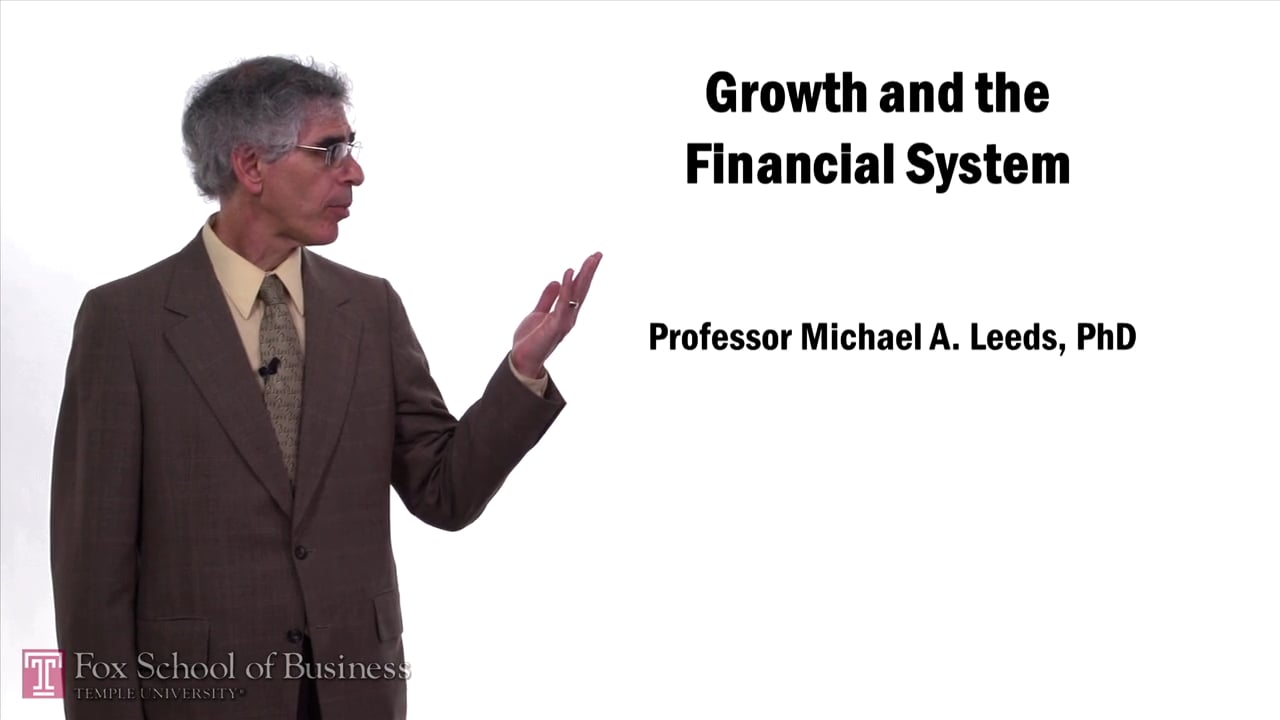 57646Growth and the Financial System