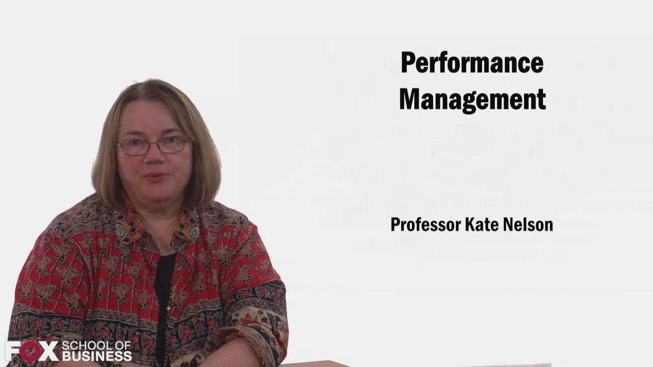 58575Performance Management