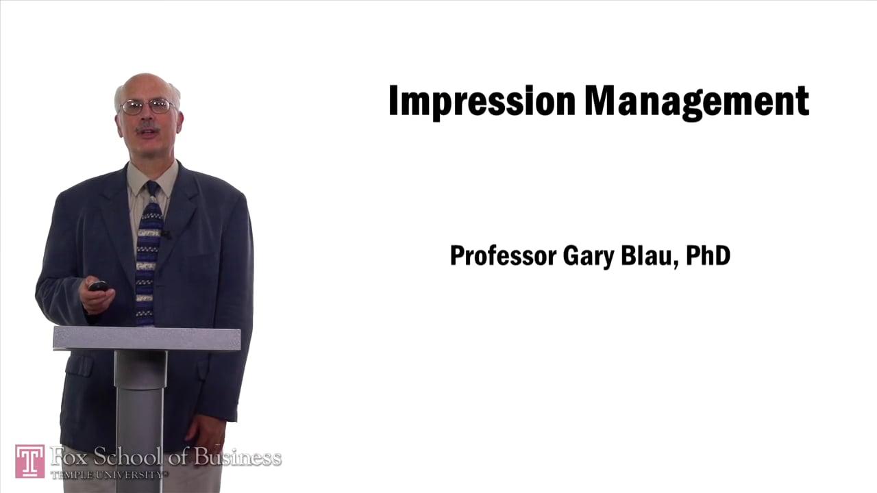 57575Impression Management