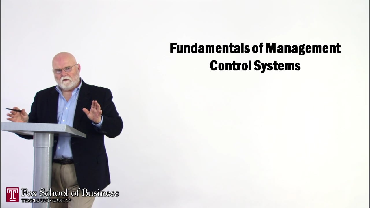 56846Fundamentals of Management Control Systems
