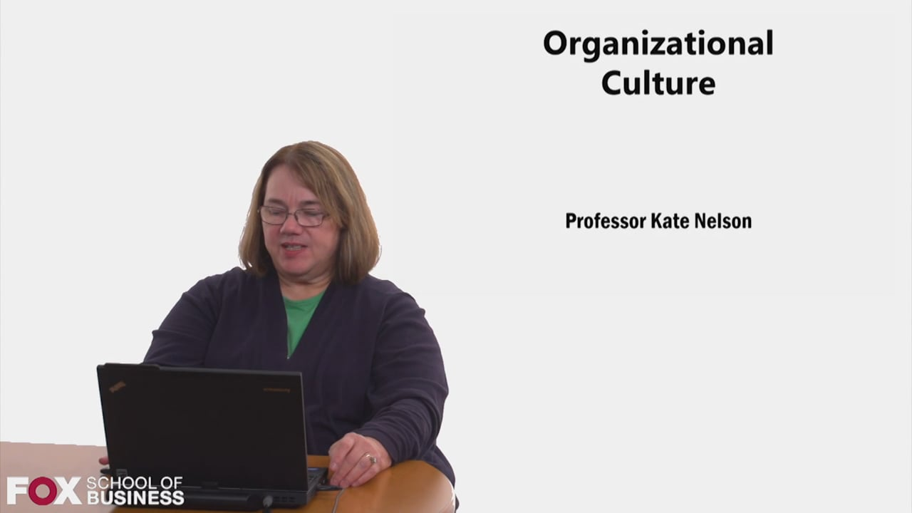 58572Organizational Culture