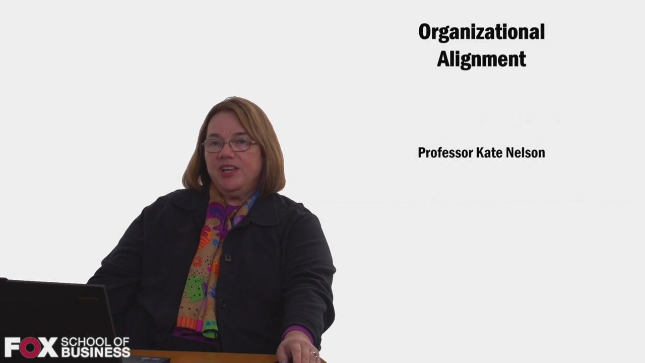 58616Organizational Alignment