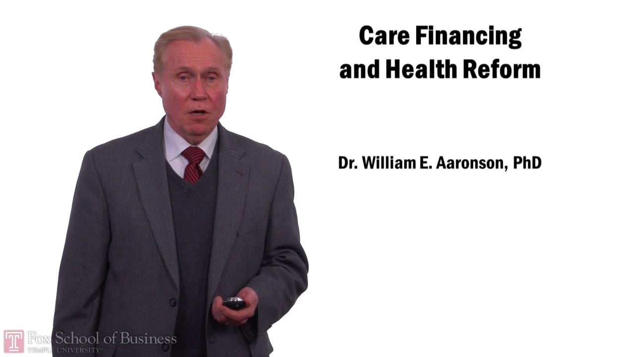 57954Care Financing and Health Reform