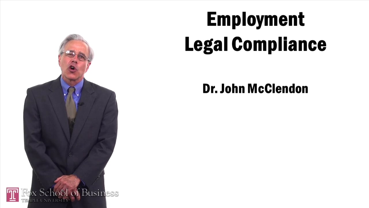 57464Employment Legal Compliance