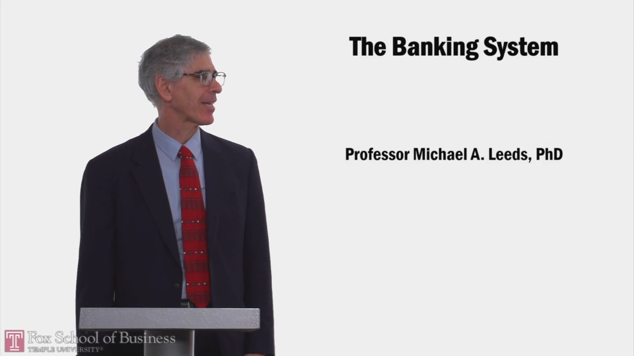 58212The Banking System