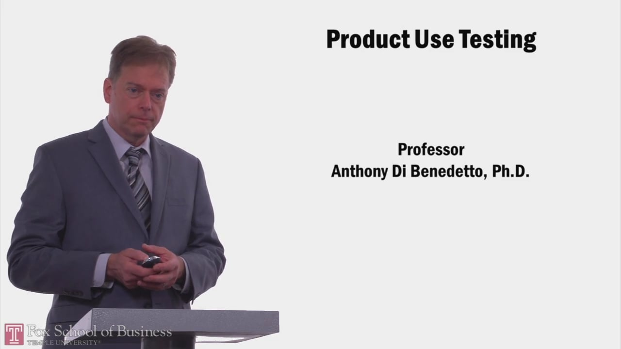 57990Product Use Testing