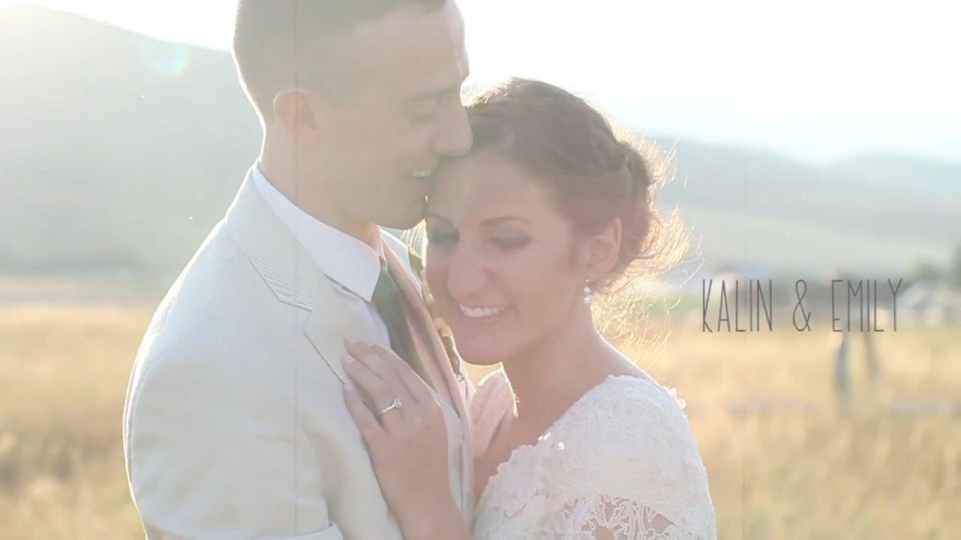 Kalin & Emily Wedding film