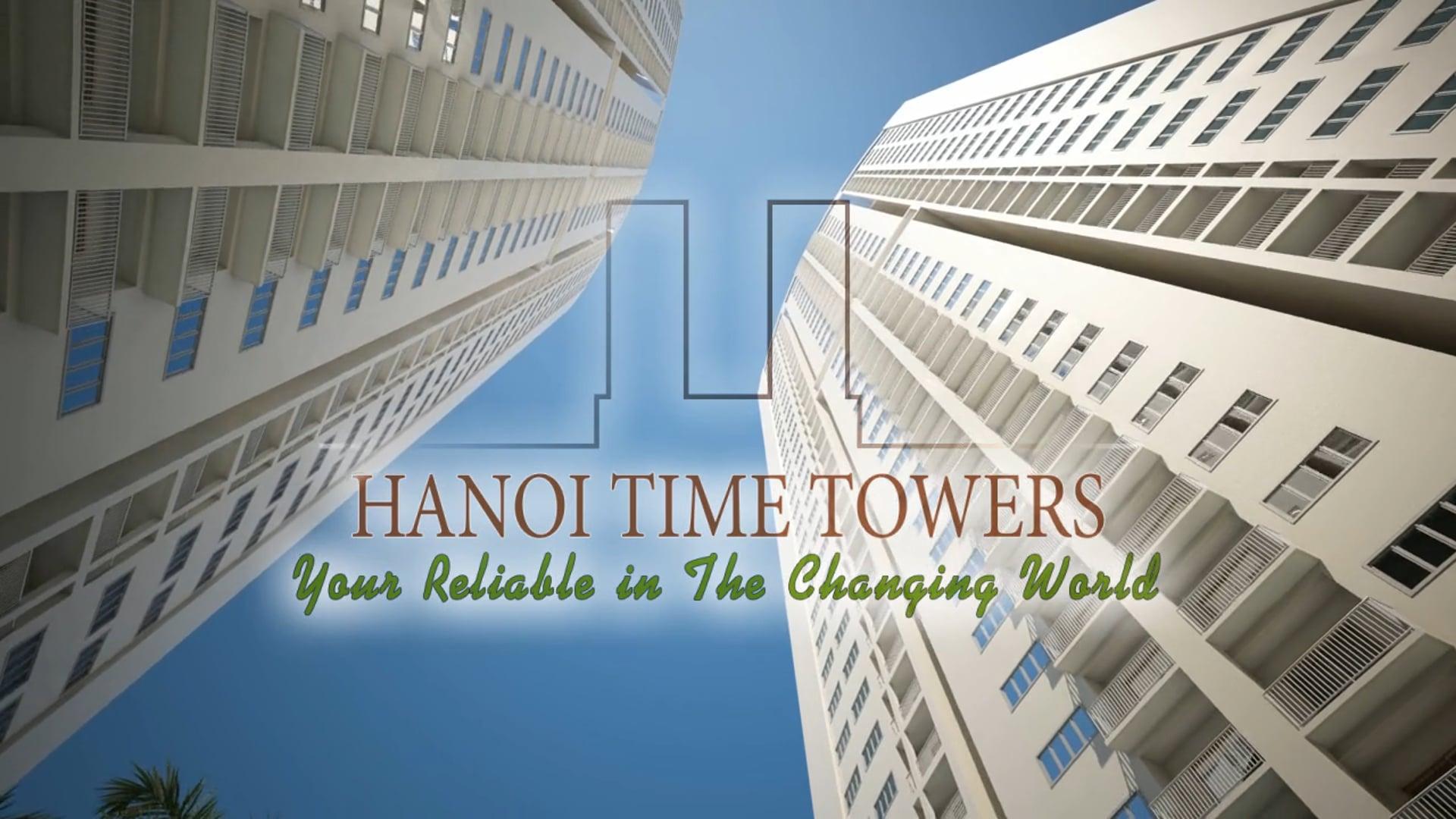Time tower Hanoi 2011