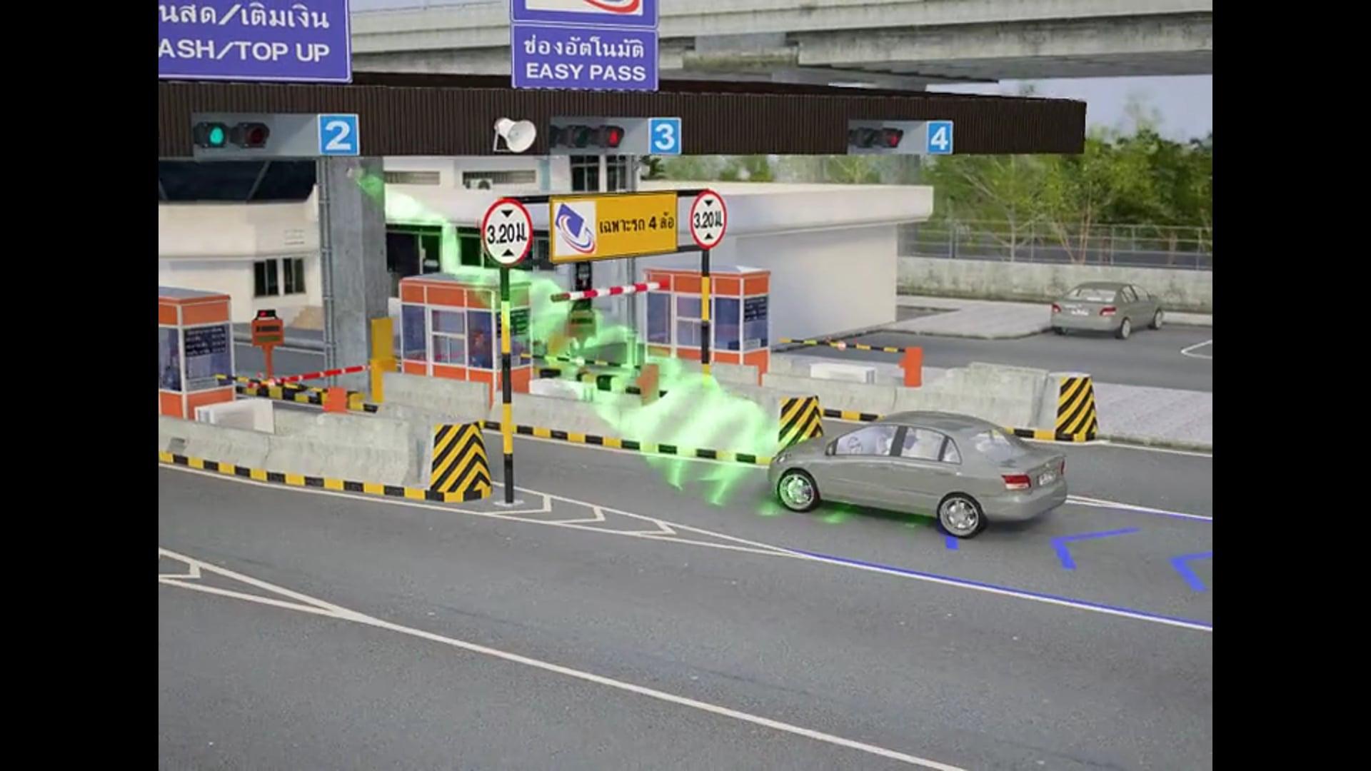Smart Traffic Bangkok 2009