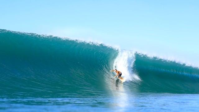 Nias Dreams LAGUNDRI BAY Matt Tibbey Surf Videos