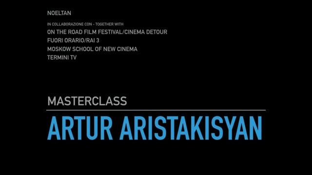 Artur Aristakisyan > Masterclass in Rome