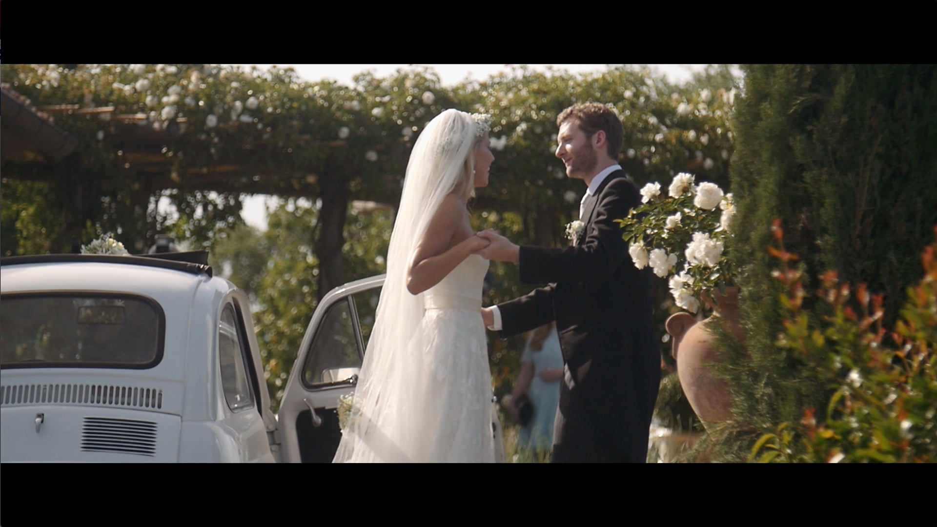 Oliver & Fiona - Cinema Wedding Film