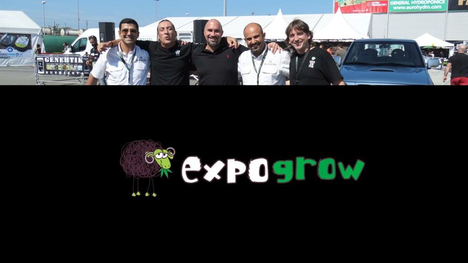 Expogrow 2015 Irun - Genehtik