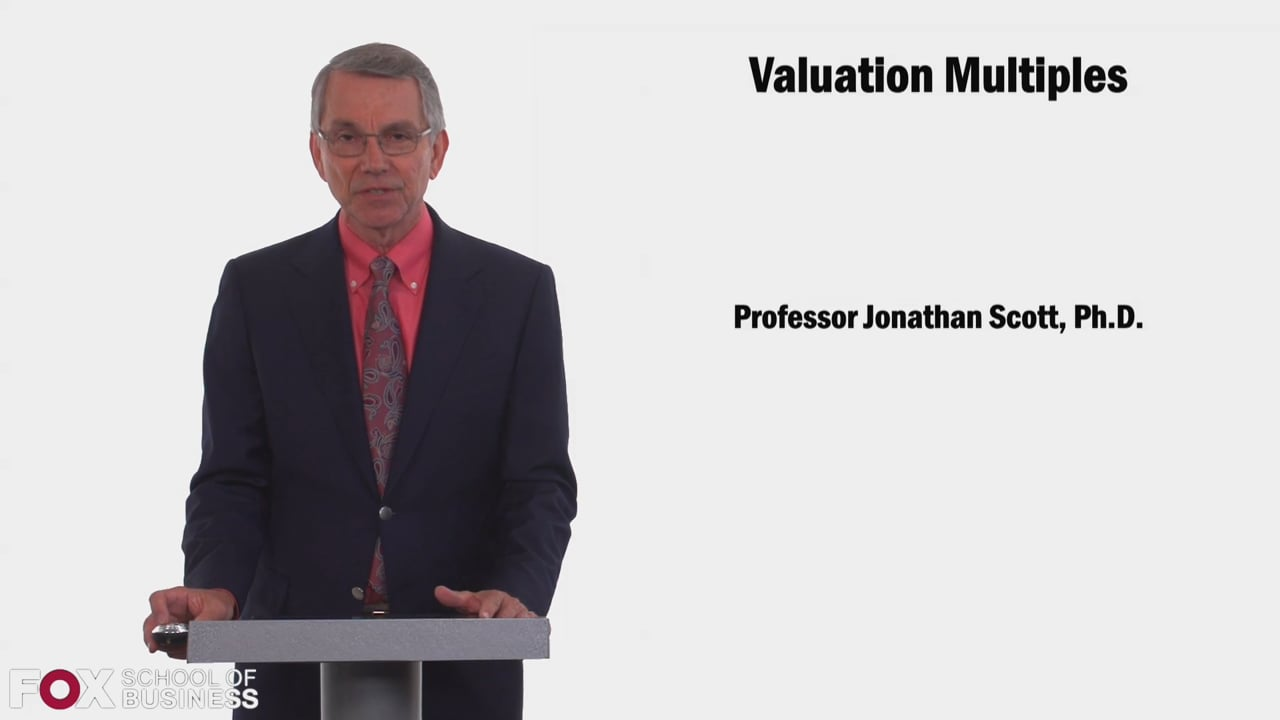 58602Valuation Multiples