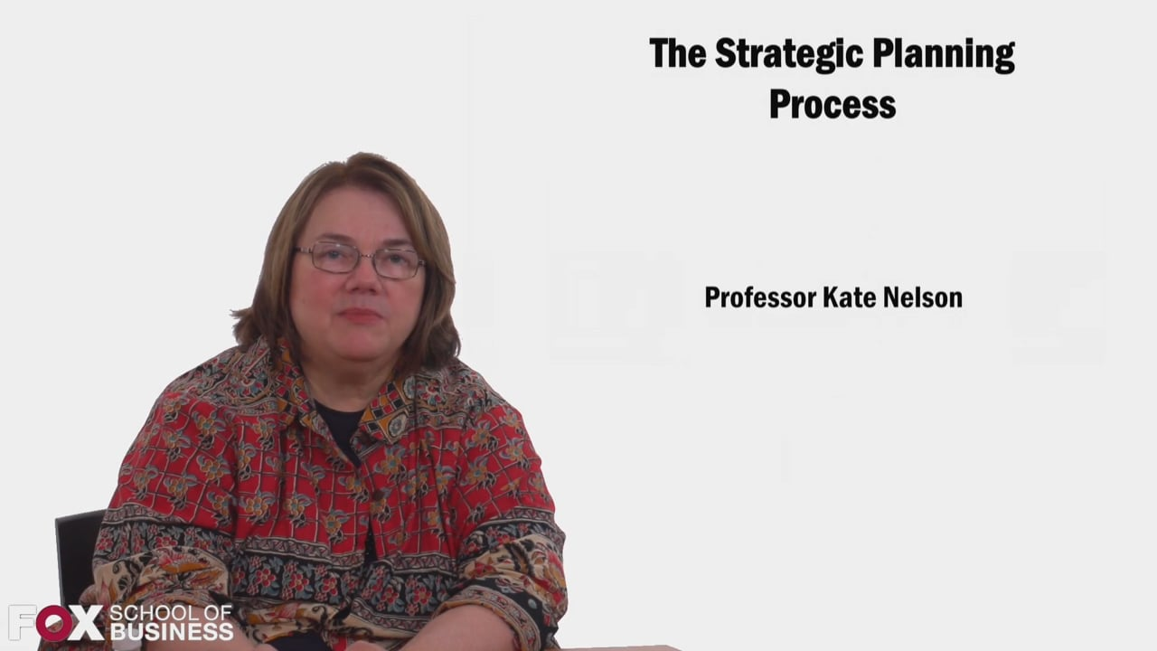 58577The Strategic Planning Process