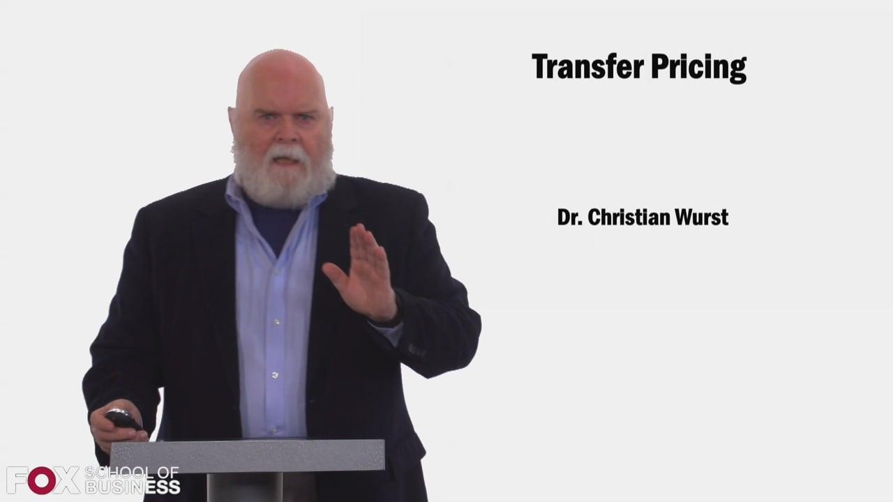 58484Transfer Pricing