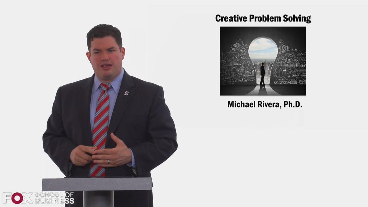 58584Creative Problem Solving