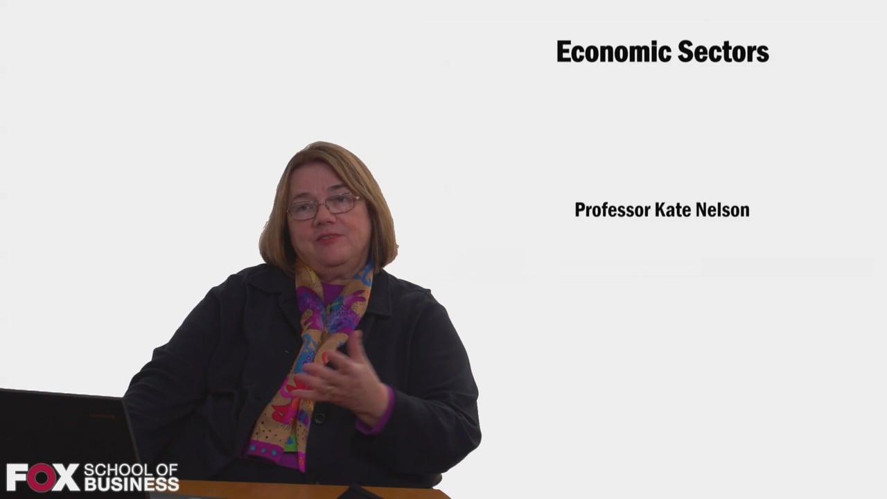 58605Economic Sectors