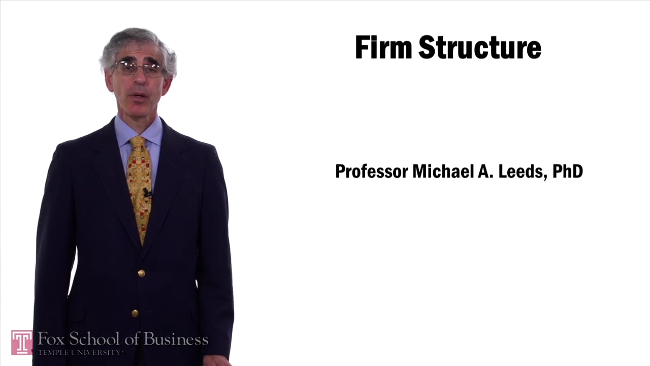 57628Firm Structure