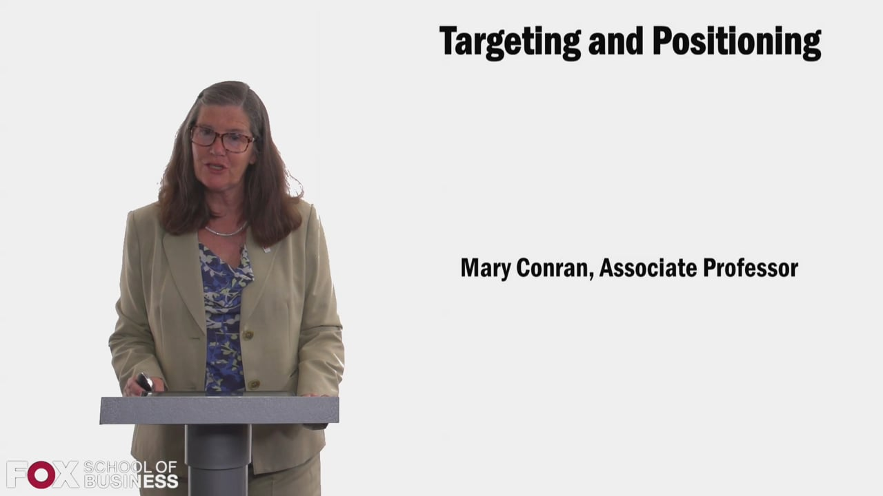 58389Targeting and Positioning