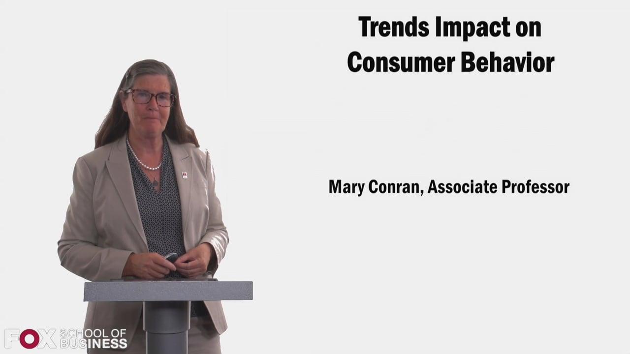 58390Trends Impact on Consumer Behavior