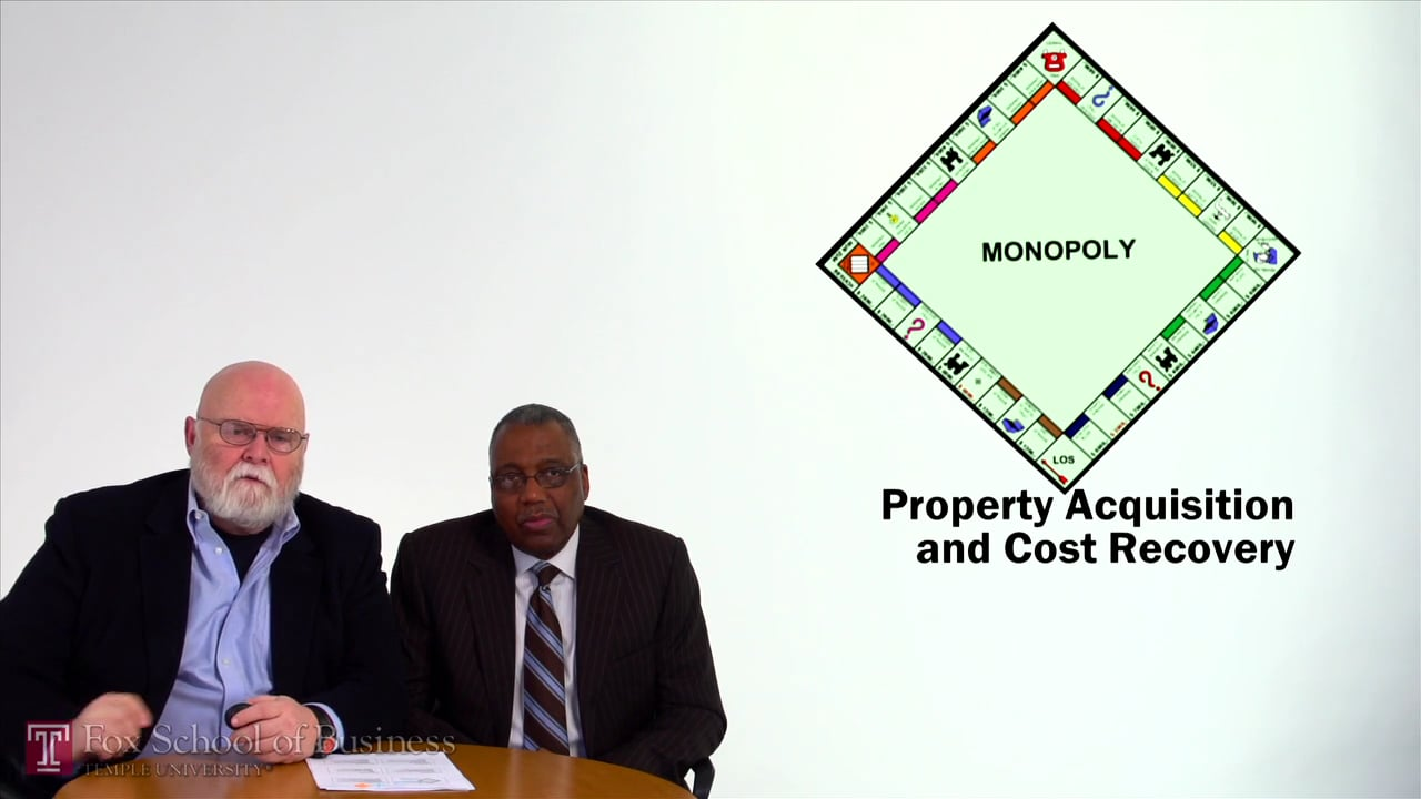 57077Property Acquisition and Cost Recovery