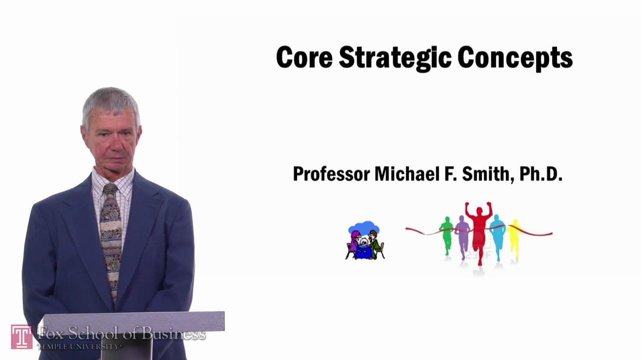 57684Core Strategic Concepts