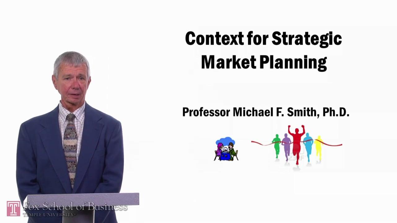 57683Context of Strategic